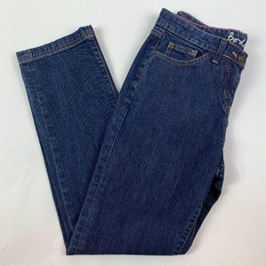 Boden Straight Leg Cropped Jeans Size 4R